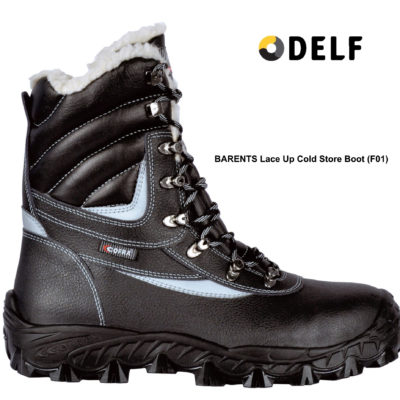 BARENTS Lace Up Cold Store Boot (F01)