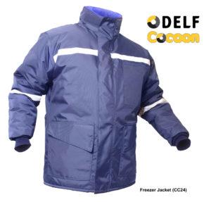 Delf Cocoon Freezer Jacket (CC24)