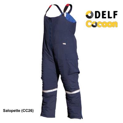Delf Cacoon Salopette (CC26)