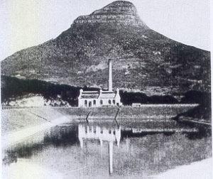 David de Villiers Graaf CapeTown_Molteno_Dam_1881
