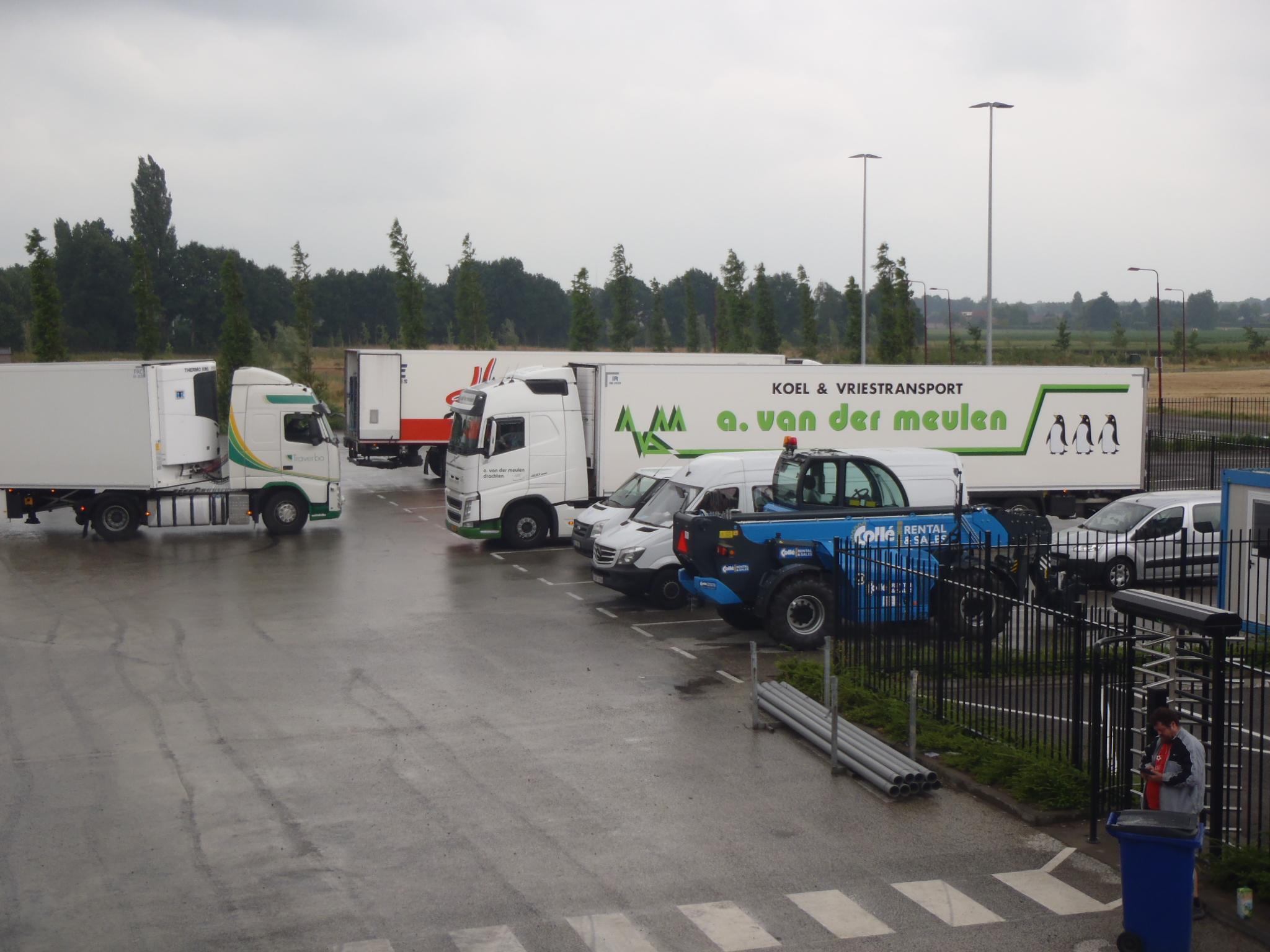 Barpro SA Visits Belgium