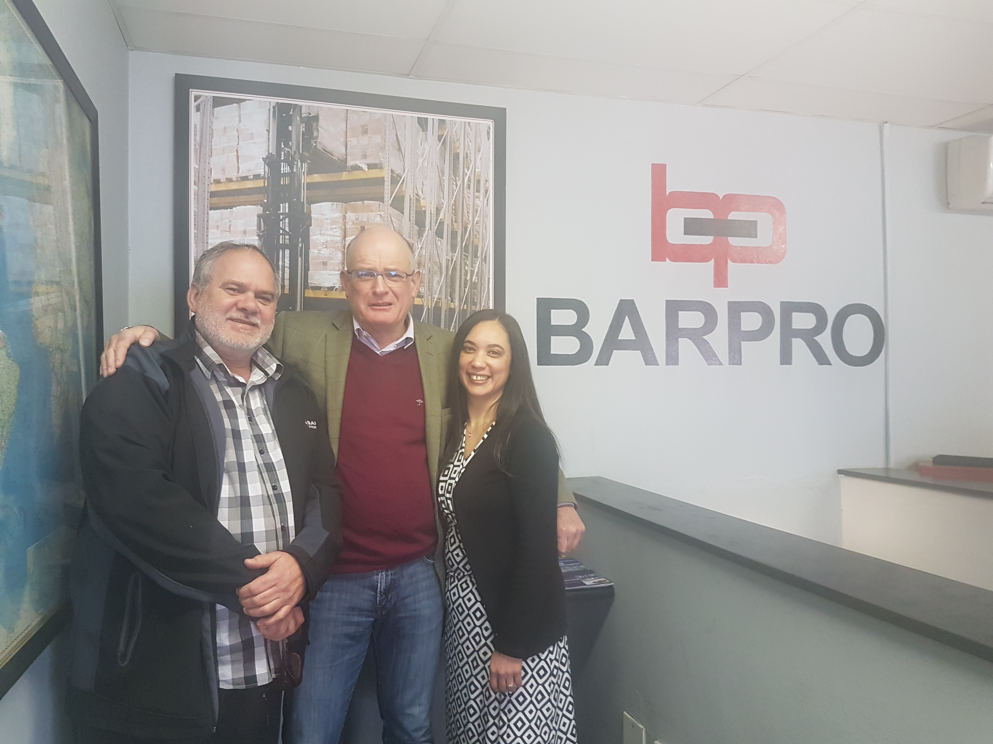 Barpro Storage Celebrating 21 Years in mobile racking and shelving