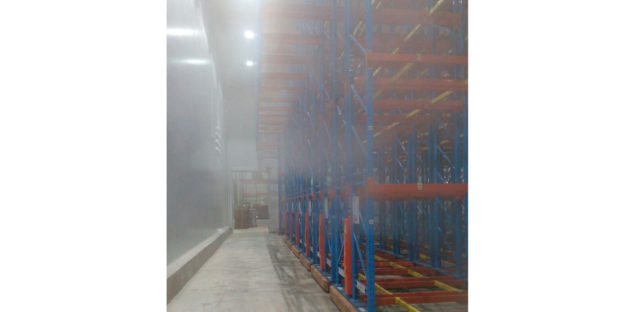 Second Phase Walvis Bay Freezer completed