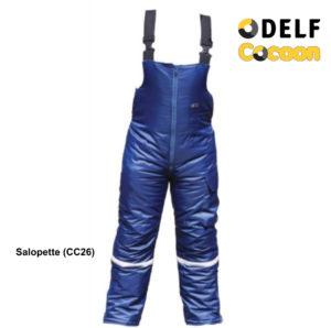 New Delf Cacoon Salopette (CC26)