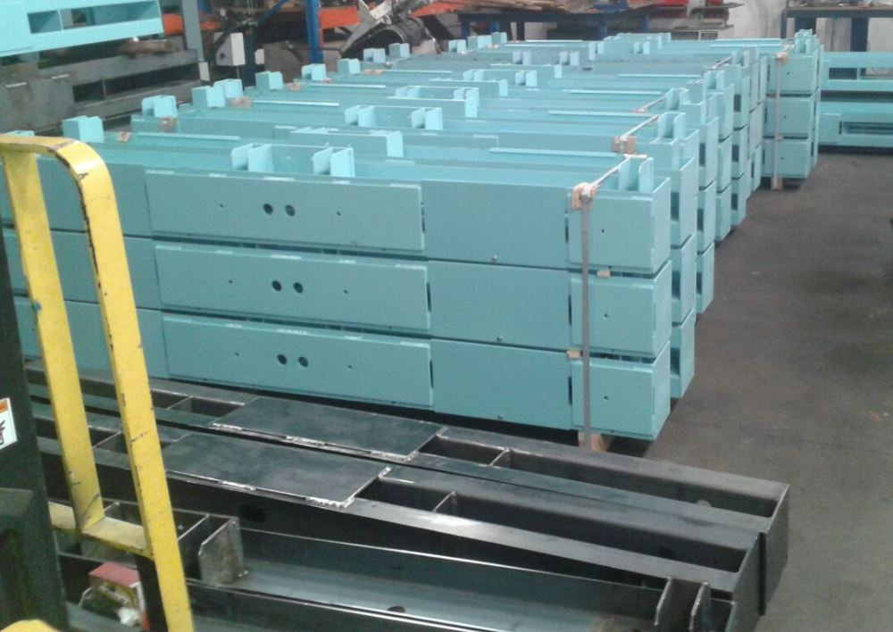 Repairing non-Storax Mobile Racking Systems