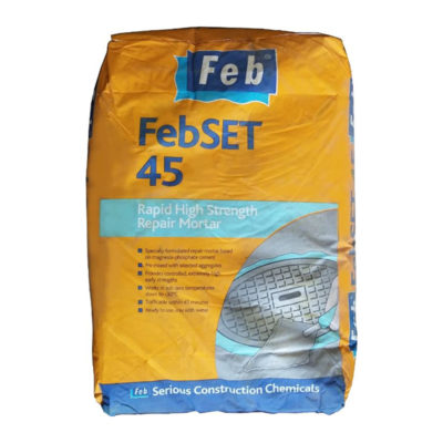 Barpro Storage SA are suppliers and distributors of Febset 45